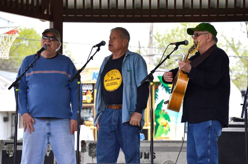 Mike Doyle and the Spencer Brothers