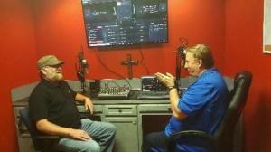 Todd interviews guest