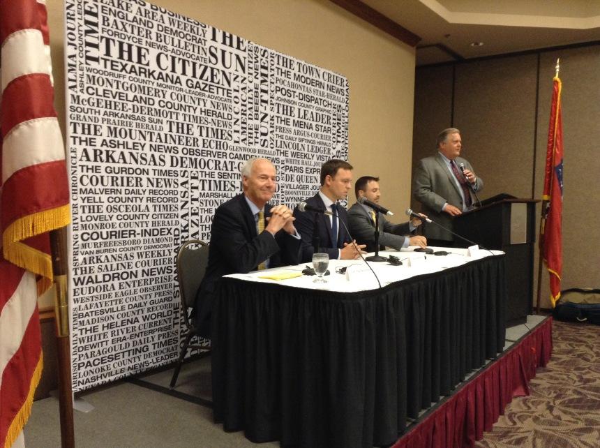 2018 Arkansas gubernatorial candidates