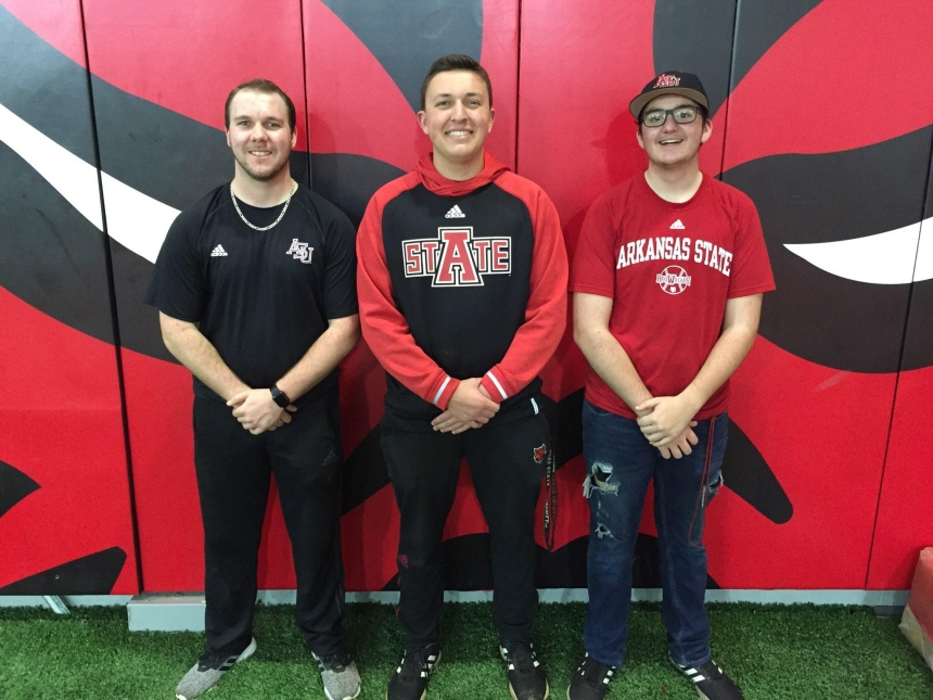 A-State baseball managers
